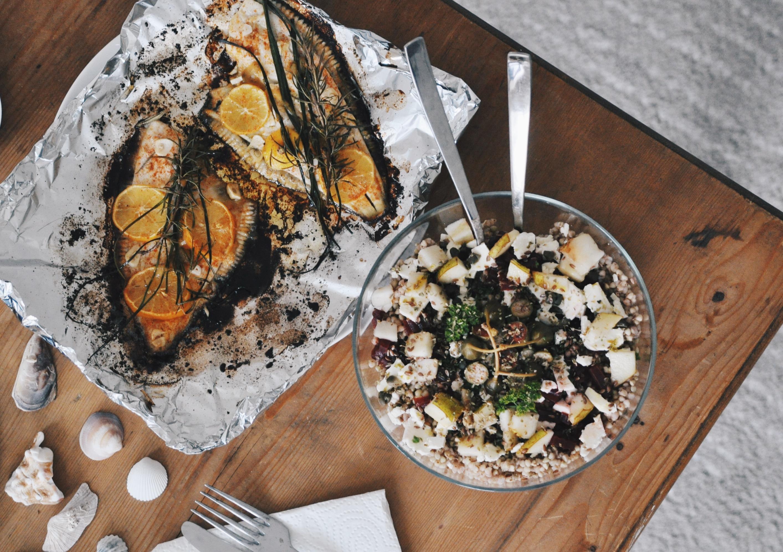 Mediterraner Buchweizen Salat – Maya Jolina